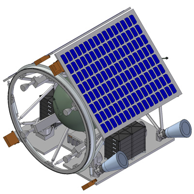The ESMO spacecraft