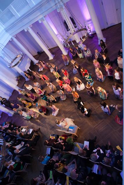 Academic Female Choir celebrates its 65th anniversary