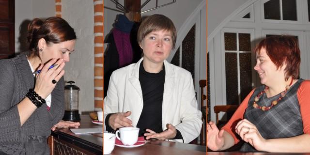 Mariann Raisma, Agnes Aljas, Pille Pruulmann-Vengerfeldt