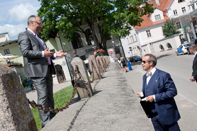 University of Tartu Rector and President of Estonia