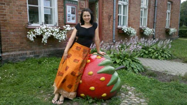 Jeana in Viljandi