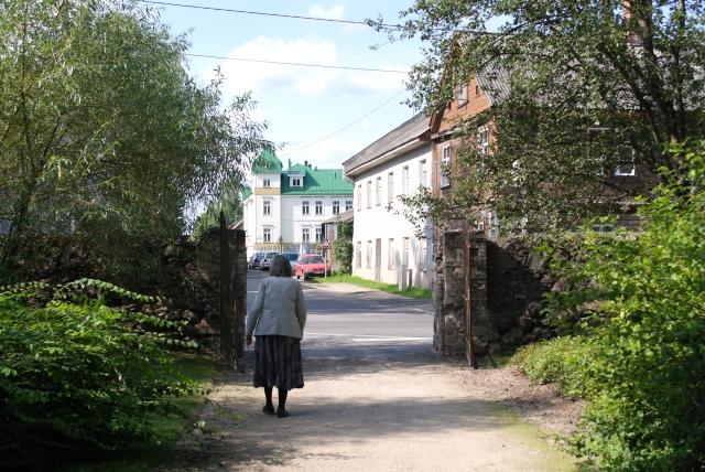 Botanical garden in Tartu