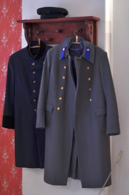 Student uniforms from the end of the 19th - beginning of the 20th C.