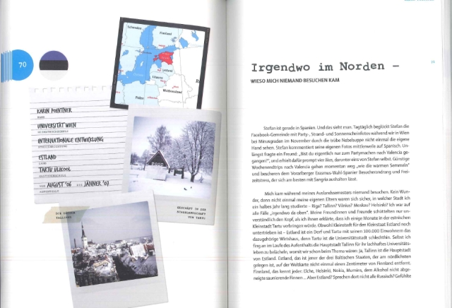 Erasmus essay by Karin Pointner