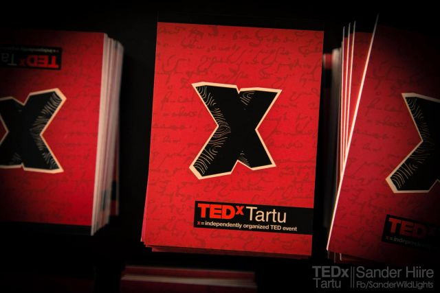 TEDxTartu notebooks