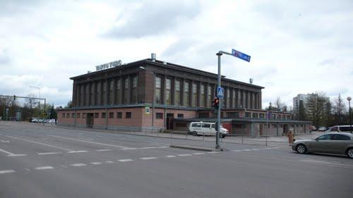 Tartu Market Exterior View