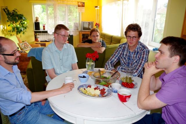 Latvians in Tartu