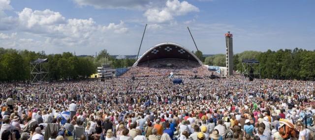 Song Festival in Tallinn