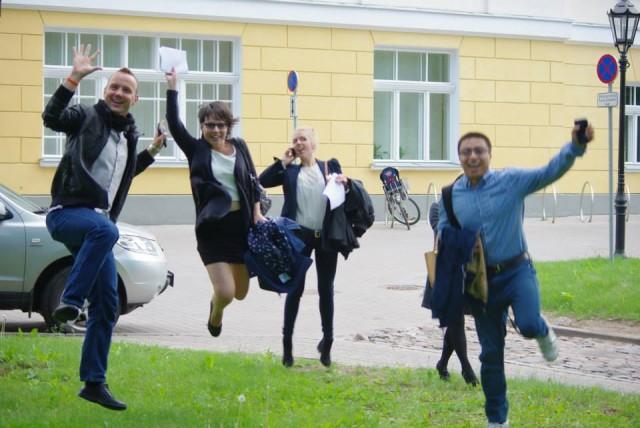 MA graduates of EU - Russia studies programme