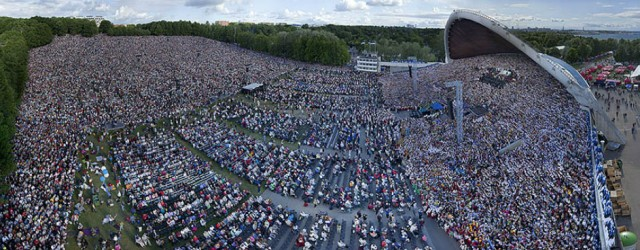 Song Festival in Estonia