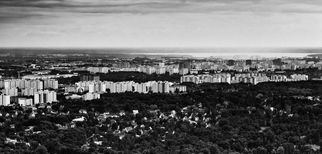 Lasnamäe panorama in Tallinn