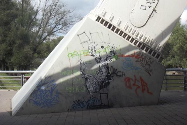 Graffiti in Tartu