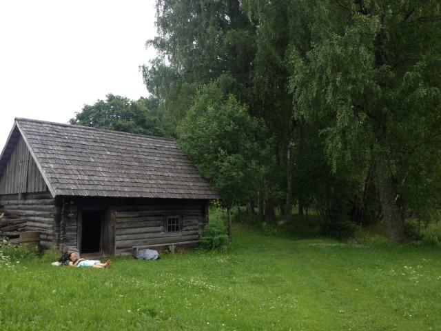 Eduard's sauna