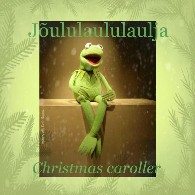 jõululaululaulja