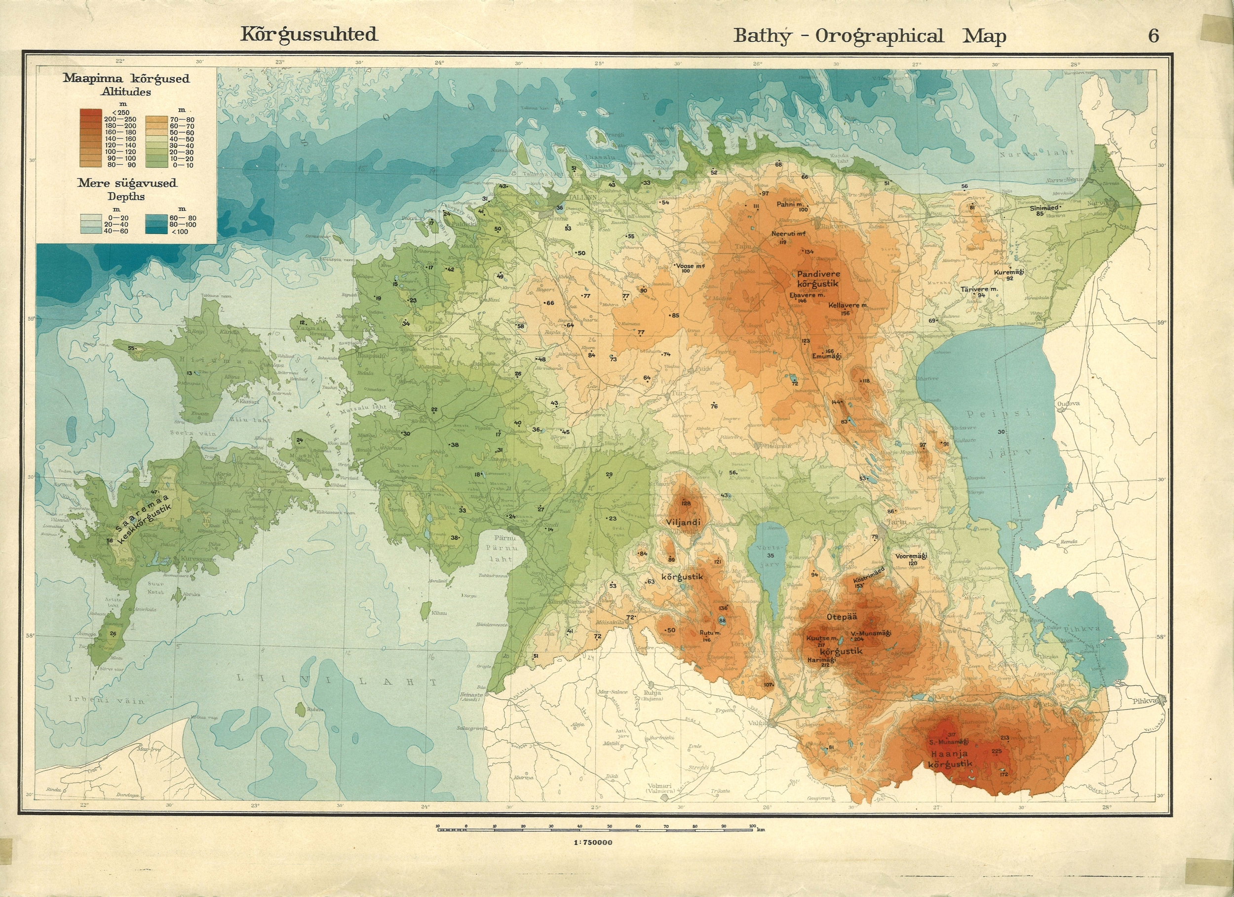 First National Atlas For Estonia S 100th Anniversary Ut Blogut Blog