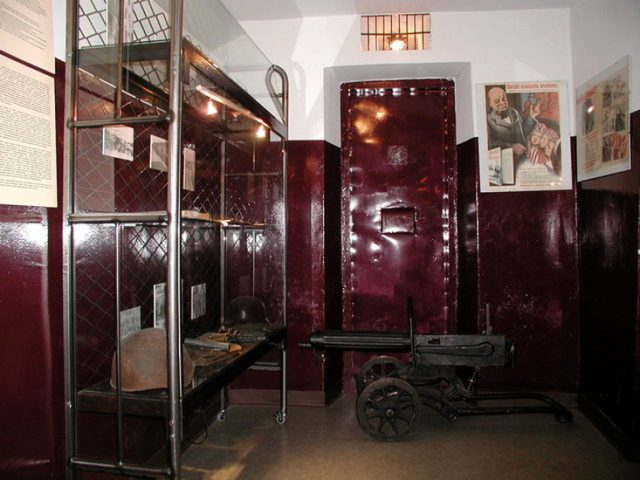 Museum of KGB Cells. Photo: Google