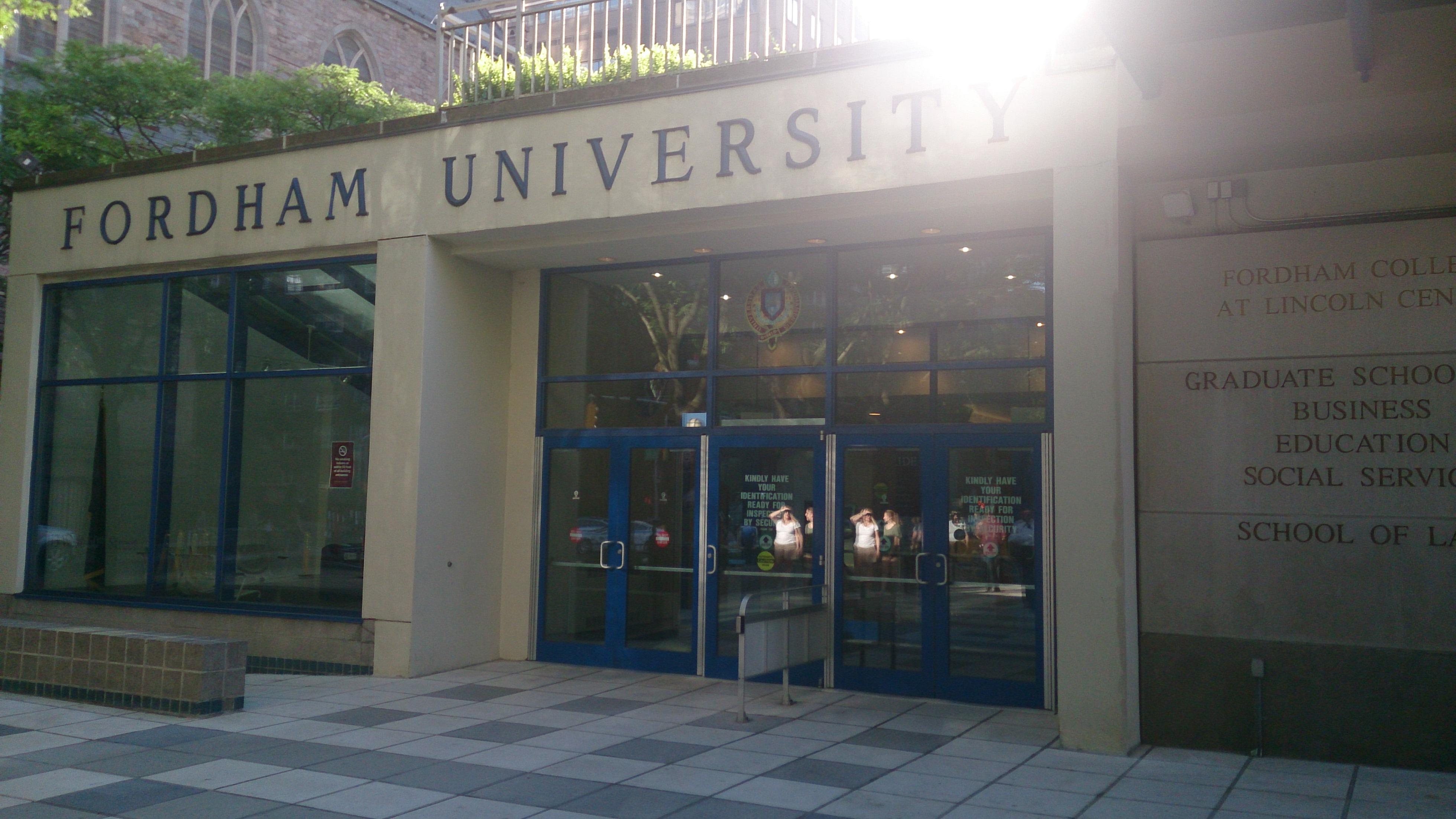 fordham-university
