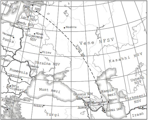 talyss-kaart