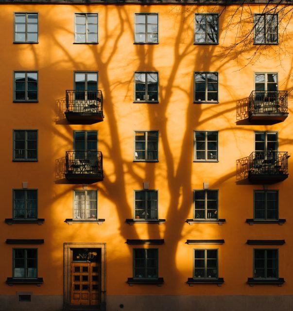 Fridhemsgatan, Stockholm, Sweden