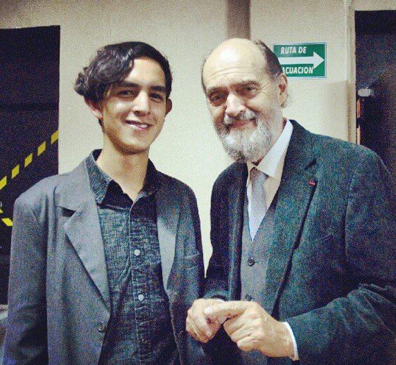 Eduardo Torres and Arvo Pärt