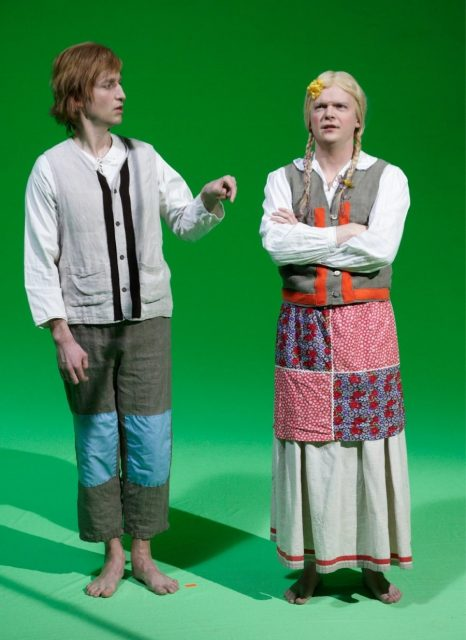 Märt Avandi and Ott Sepp