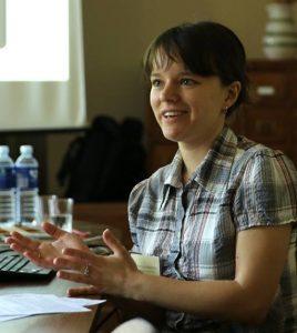 Anastasiya Fiadotava