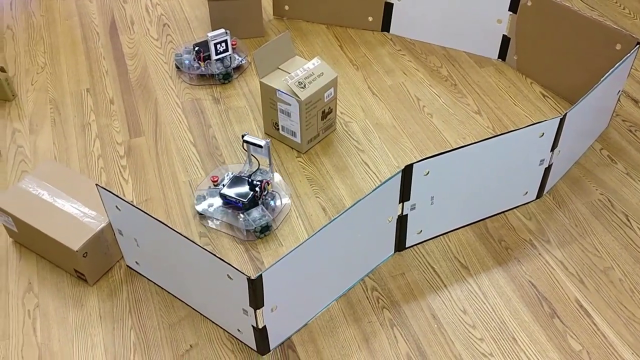 Clearbot robots