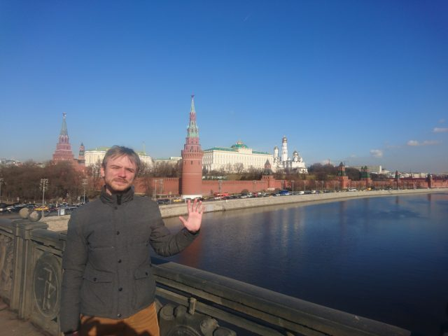 Ivan in Moscow