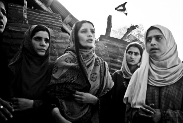 Girls from Sopore (Kashmir, India)